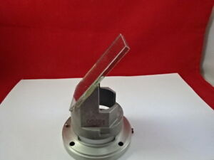 Leica Dmr Germany Mounted Mirror Microscope Part Optics As Is w3 a 03