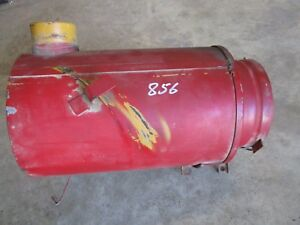 Ih International Farmall 856 Diesel Air Cleaner Filter Assembly Antique Tractor