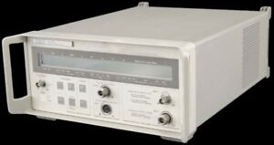 Hp agilent 5347a 10hz 20ghz Digital Microwave Frequency Counter power Meter