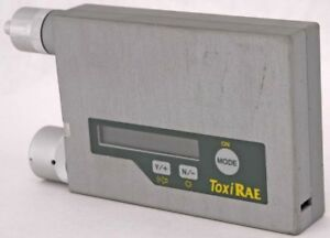 Rae Pgm 30 Toxirae Portable Handheld Programmable Toxic Gas Monitor Detector