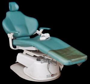Engle Sequoia 96 340 Medical Dental Motorized Surgical Patient Exam Chair Unit