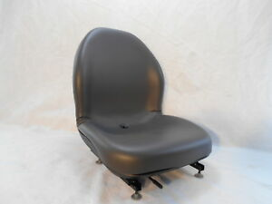 Gray Seat Bobcat ford New Holland case john Deere gehl Skid Steer Loaders orai