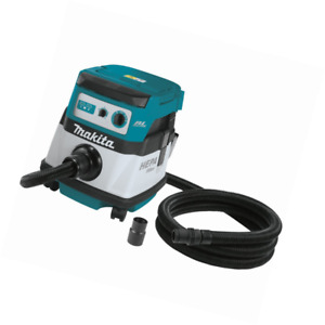 Makita Xcv07zx 18v X2 Lxt Lithium ion Brushless Cordless 2 1 Gallon Hepa Filter