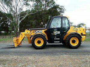 4x4 Telehandler Jcb 2017 Very Nice And Perfect Shape 230hours