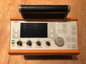 Drager Oxylog 3000 Ventilator With Working Power Supply
