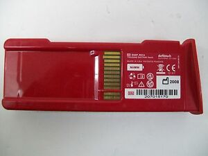 Defibtech Dbp rc2 Nimh Training Battery Pack 2008