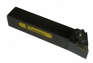New Kennametal Nell 163d 1 Square Shank Top Notch Profiling Tool Holder