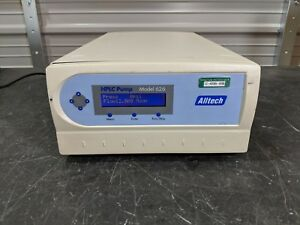 Alltech 626 High Pressure 6000 Psi Stainless Steel Isocratic Hplc Pump