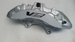 2008 09 Pontiac G8 Brembo Front 6 Piston Brake Caliper 17g22