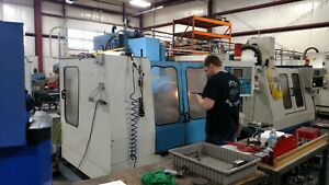 Supermax Max Rebel 3 Vertical Machining Center New Approximately 1995