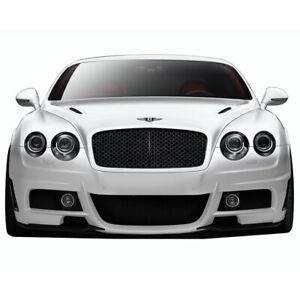 Gt Gtc Af 1 Front Bumper Body Kit Gfk 1 Pc For Bentley Continental
