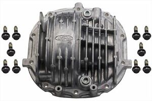 Ford Mustang Gt500 Rear 8 8 Axle Differential Cover Aluminum Finned
