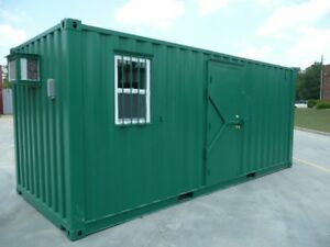 20 X 8 Ft Shipping Container Office Custom