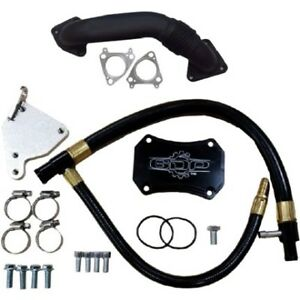 Gdp Tuning Egr Delete Kit W Up Pipe 11 15 Lml Duramax