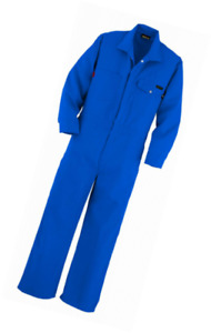 Workrite Flame Resistant 4 5 Oz Nomex Iiia Industrial Coverall Snap Wrist 52 C