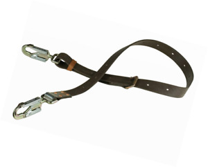 Klein Tools Kg5295 6l Positioning Strap 6 1 2 inch Snap Hook 6 feet Long