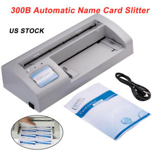 Card slitter rockland county business equipment and supply brokers 300b automatic business 300b automatic business card slitter reheart