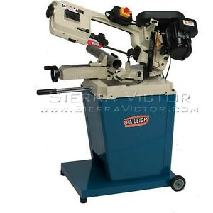 Baileigh Portable Metal Cutting Band Saw Bs 128m