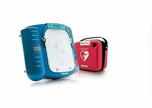 Philips Heartstart Onsite Defibrillator Aed Biomed Recertifed