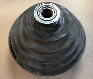 Clausing Atlas 18 1800 Drill Press Spindle Pulley And Bearings Assembly 18 6