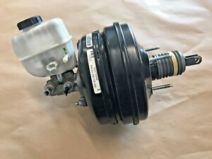 2011 2012 Ford Mustang Boss 302 Brake Booster Master Cylinder Manual Oem