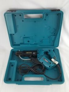 Makita 6834 Auto Feed Screw Driver Drywall Corded Gun With Case
