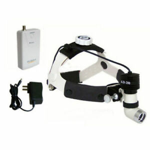 5w Led Surgical Head Light Medical Lamp All in ones Headlight Kd 202a 6 600k
