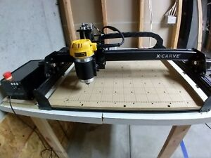 X carve Cnc Router And Accessories 750 Mm