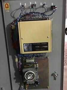 Asco Automatic Transfer Switch 400 Amp