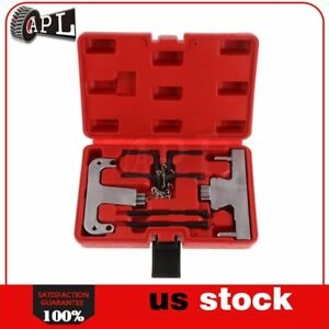Engine Timing Tool Kit For Mercedes Benz Jeep Grand Cherokee Camshaft Flywheel