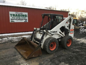 2000 Bobcat 873g Skid Steer Loader Coming Soon