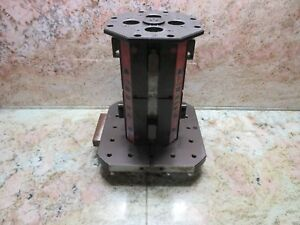 Tsugami Mill Machine Chick Ml4 Vise Work Holding Fixture Tool Tombstone Table