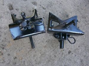 Reese Tow Bar Hitch Trailer Clamps Brackets