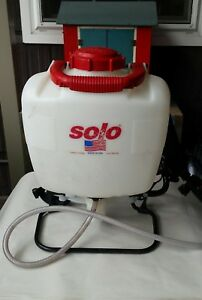 Solo 4 gallon Backpack Sprayer Local Pick Up Only