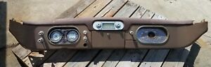 1960 Studebaker Lark Dash Instrument Cluster Radio Part Used 60 59 Champ Pickup