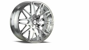 20 Inch Shift Formula Chrome Wheels Rims Tires Fit 5 X 114 3 Special Offers