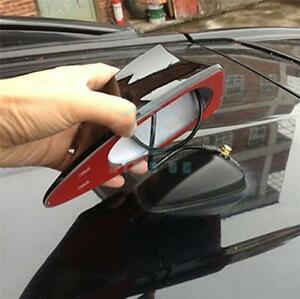 2019 Hot Shark Fin Antenna Votex Stereo Cover Car Signal Radio Am Fm Aerial