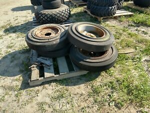 New Holland Skid Steer Tires