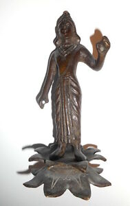 Antique Indian Or South Asian Bronze Sculpture