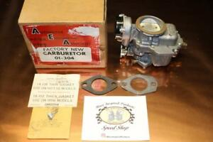 Nos Carter Carburetor As 2944s 1956 1960 Amc Rambler 5610 5710 5810 5910 6010