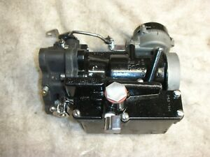 Corvair Early 1965 Turbo 180 Hp Carb 0 1750 Fully Rebuilt New Throttle Shaft