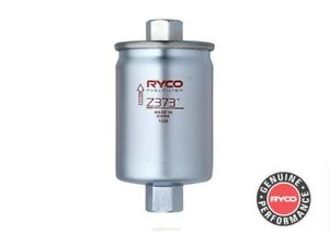 Ryco Fuel Filter For Ford Tickford Te 50 1999 2000 4 9 V8 Au 200kw Z373