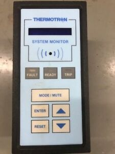 Thermotron System Monitor