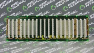 Used Schroff 608481 9108 0801 20 Slot Vme Systembus Backplane Board
