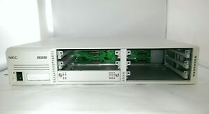 Nec Ux5000 6 blade Chassis For Voip Phone Base System free Shipment