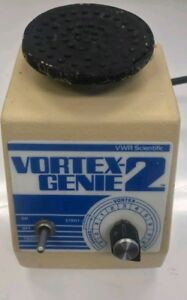 Vwr Genie 2 Vortex Shaker Mixer Rotator With Touch Mode