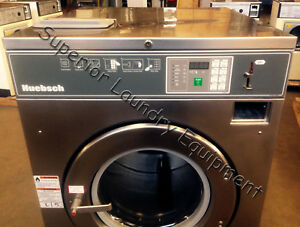Huebsch Hc40by2 Washer extractor 40lb Coin 220v 1ph Reconditioned