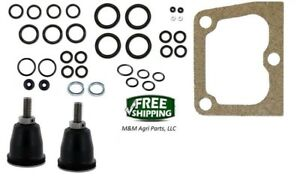 Brake Valve Assembly Repair Kit John Deere 3010 3020 4010 4020 5010 500 600