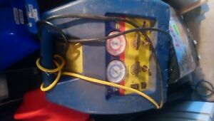 Yellow Jacket Model R60a R70a Refrigerant Recovery System