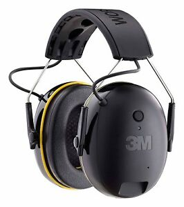 3m Worktunes Connect Hearing Ear Protector With Bluetooth Technology Speaker